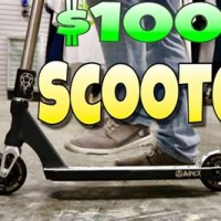 1000 Dollar Scooter