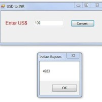 Currency Conversion Web Service