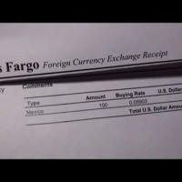 Does Wells Fargo Exchange Foreign Currency