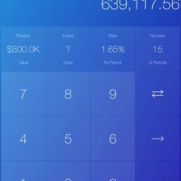 Dollar Value Calculator
