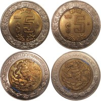 How Much Is A 5 Dollar Mexican Coin Worth
