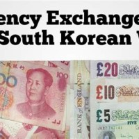 Korean Won Exchange Rate