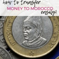 Send Money To Morocco