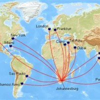 South Africa To Usa