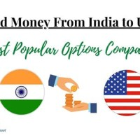 Transfer Money To India From Usa