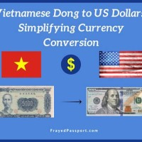 Vietnamese Dong Vs Us Dollar