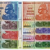 Zimbabwean Bank Notes