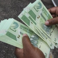 Zimbabwean Dollar To Usd